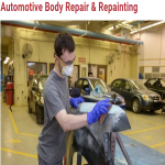 Exclusive Seats ( 50) Diploma of Vocational Studies (DVS): Automotive body Repair & Repainting