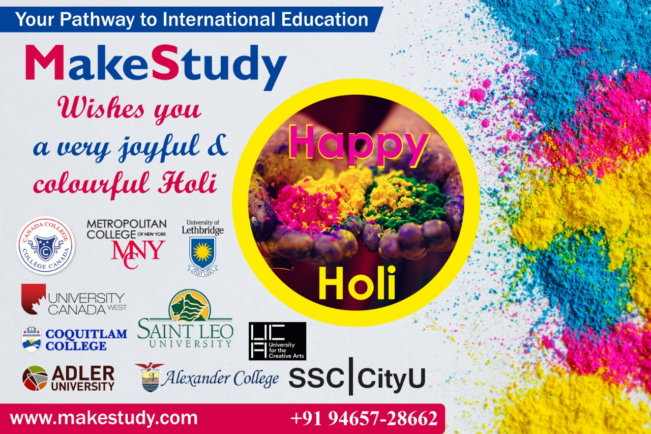 Happy HOLI GREETINGS !